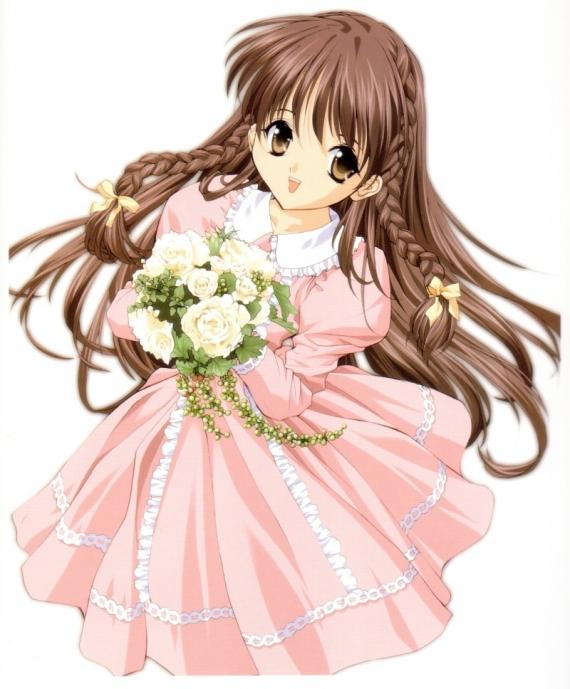 """Résultat de recherche d'images pour """"image manga avec des fleurs"""""""